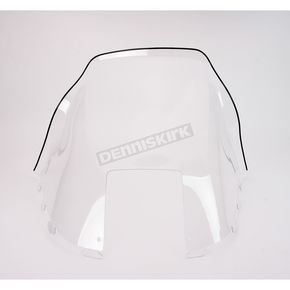 Sno-Stuff 19 1/4 in. Clear Windshield - 450-236-01