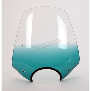 Memphis Shades Gradient Teal Del Rio Windshield - MEP5113