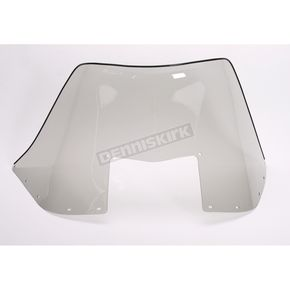 Sno-Stuff 10 3/4 in. Smoke Windshield - 450-123