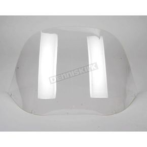 Slip Streamer 15 in. Clear Windshield for HD Touring Fairings - S-138-15