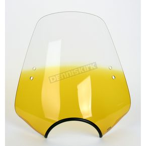 Memphis Shades Gradient Yellow Classic Deuce Replacement Plastic - MEP2125
