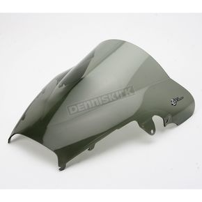 Zero Gravity Smoke Double Bubble Windscreen - 16-453-02