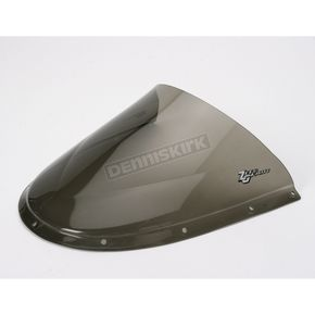 Zero Gravity Smoke Double Bubble Windscreen - 16-726R-02