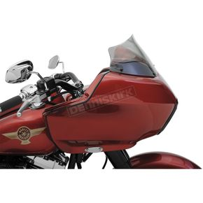 Klock Werks WFB 8 in. Tint Flare Windshield - 2310-0207