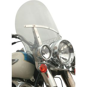 Klock Werks 20 in. Tint Flare Billboard Windshield - 2310-0339