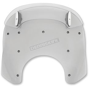 Memphis Shades Ghost Drop Top 13-16 in. Relacement Plastic for Road King Windshields - MDP61208