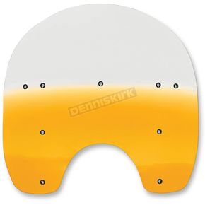 Memphis Shades 15 in. Replacement Gradient Yellow Plastic for use with OEM HD Hardware - MEP6185