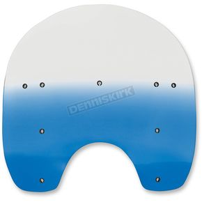 Memphis Shades 15 in. Replacement Gradient Blue Plastic for use with OEM HD Hardware - MEP6186