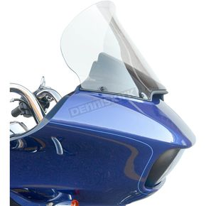 Klock Werks Clear 15 in. Pro-Touring Flare Windshield - 2310-0568