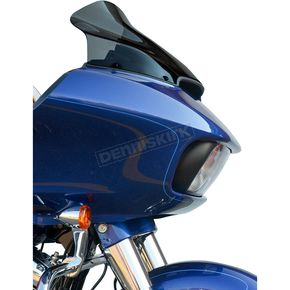 Klock Werks Dark Smoke 14 in. Sport Flare Windshield - 2310-0570