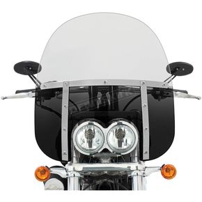 Memphis Shades Memphis Fats 17 in. Windshield for FXDF - MEM6831