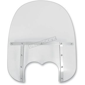 Memphis Shades Memphis Fats 19 in. Windshield for FXDF - MEM6930