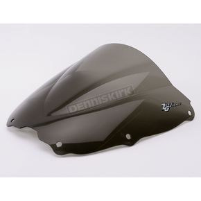Zero Gravity Smoke Double Bubble Windscreen - 16-417-02