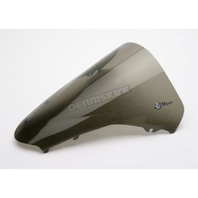 Zero Gravity Smoke Double Bubble Windscreen - 16-454-02