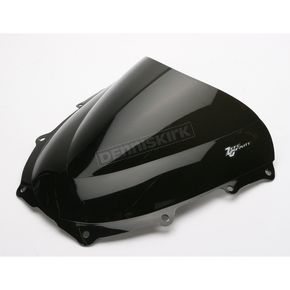 Zero Gravity Dark Smoke Double Bubble Windshield - 16-901-19