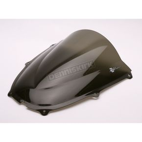 Zero Gravity Smoke Double Bubble Windscreen - 16-576-02