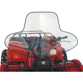 Cobra Next GenerationUniversal ATV Windshield w/o Headlight Cutout - 10455013
