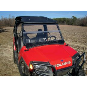Seizmik RZR Double Folding Windshield - 23066