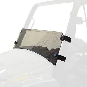 Kolpin Clear Half-Fixed Windshield - 2451