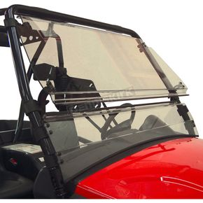 Kolpin Clear Full-Tilting Windshield  - 2455