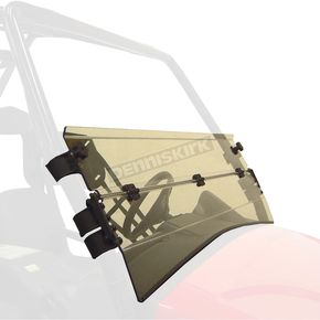 Kolpin Clear Half-Folding Windshield  - 2456