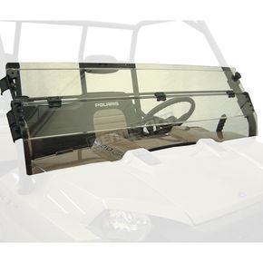 Kolpin Clear Half-Folding Windshield  - 2600