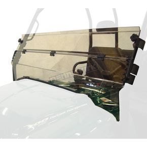 Kolpin Clear Half-Folding Windshield  - 2610