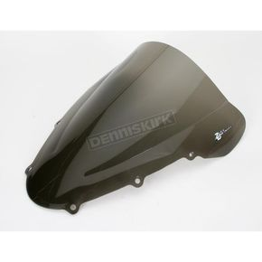Zero Gravity Smoke Double Bubble Windscreen - 16-325-02