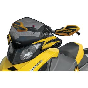 Cobra 15 1/4 in. Tint w/Black and Yellow Graphic Windshield  - 10342011
