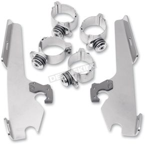 Memphis Shades No-Tool Trigger-Lock Hardware Kits for Fats/Slim or Batwing - MEM8977