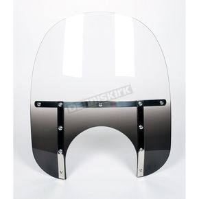 Memphis Shades Memphis Fats 17 in. Windshield with 11 in. Headlight Cutout - MEM6811
