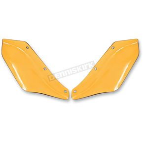 Memphis Shades Yellow Side Deflectors - 2350-0194