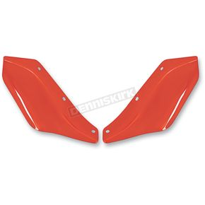 Memphis Shades Orange Side Deflectors - 2350-0196