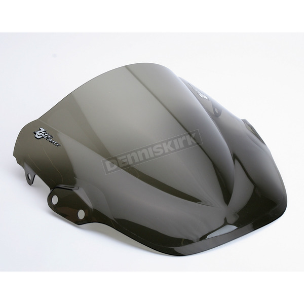 Zero Gravity Smoke Double Bubble Windscreen - 16-402-02