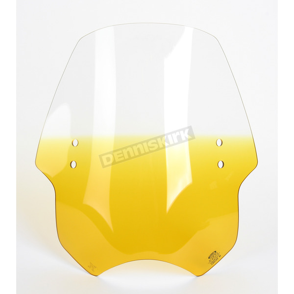 Memphis Shades Gradient Yellow Hellcat Replacement Plastic - MEP1715