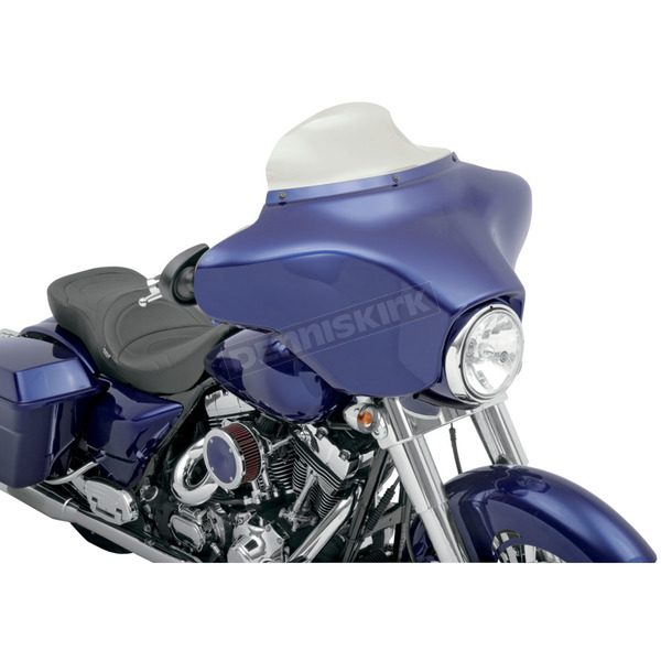 Klock Werks Tinted 6 1/2 in. Flared Windshield - 2310-0211