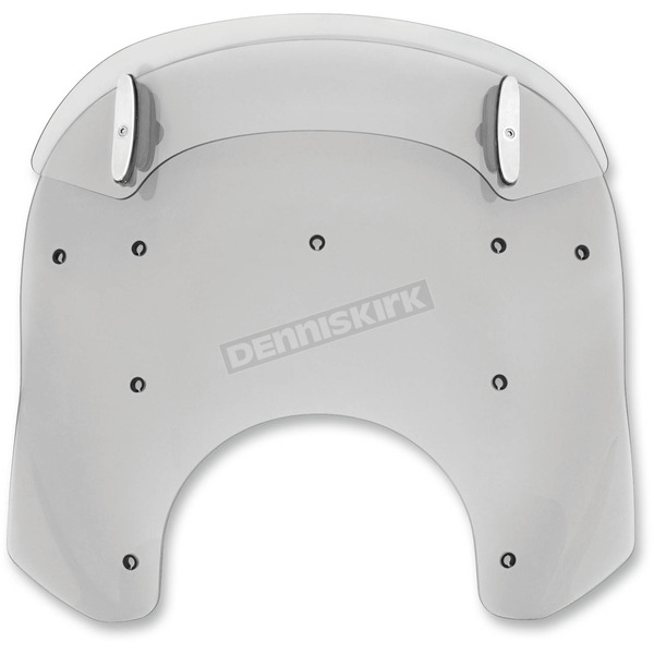 Memphis Shades Ghost Drop Top 15-18 in. Relacement Plastic for Road King Windshields - MDP62208