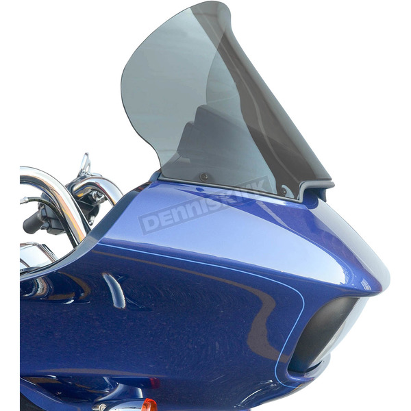 Klock Werks Tinted 15 in. Flare Windshield - 2310-0567