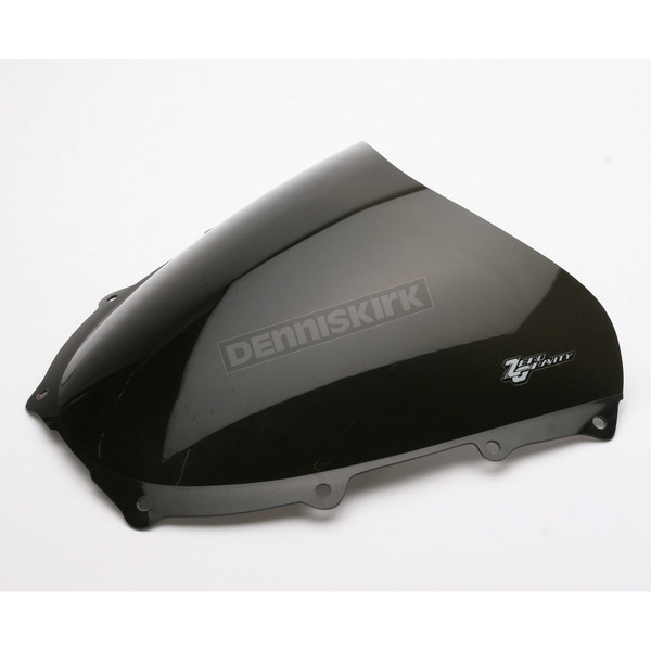 Zero Gravity Dark Smoke SR Series Windscreen - 20-901-19