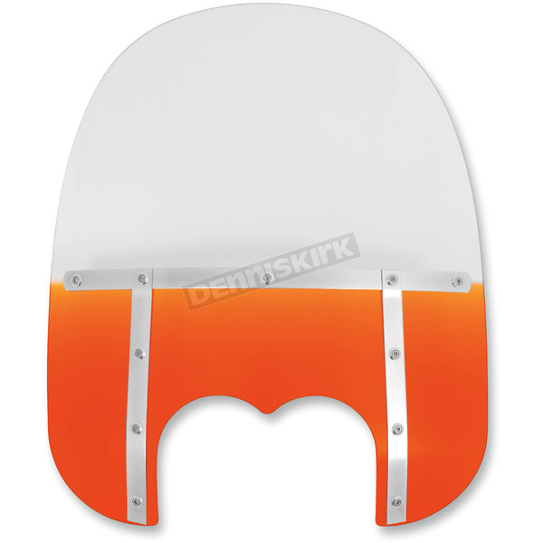 Memphis Shades Memphis Fats 19 in. Windshield for FXDF - MEM6937