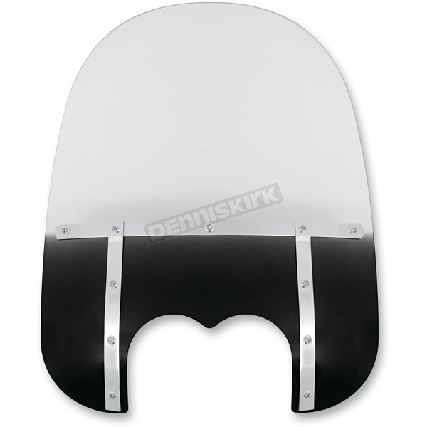 Memphis Shades Memphis Fats 21 in. Windshield for FXDF - MEM6531