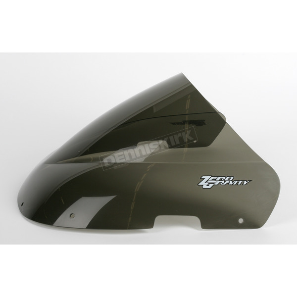 Zero Gravity Smoke Double Bubble Windscreen - 16-520-02