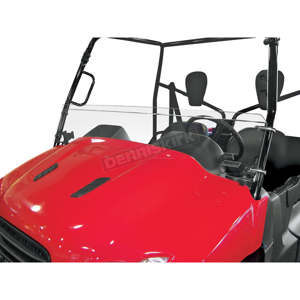 Moose Utility Vehicle Half Windshield - 23170067