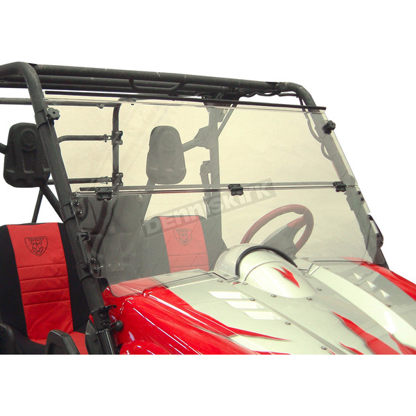 Kolpin Clear Full Hinged Windshield  - 1449