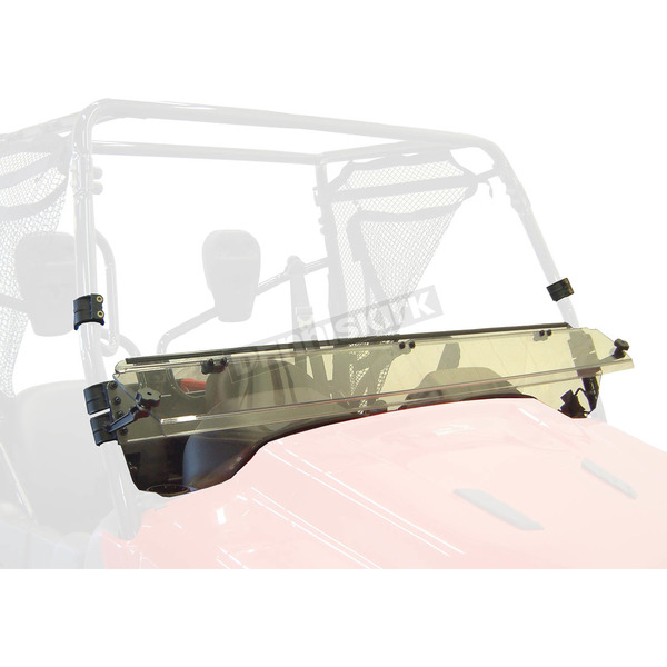 Kolpin Clear Half-Folding Windshield  - 2301