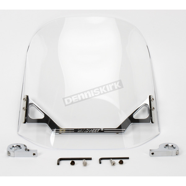 WindVest 14 in. Clear Windshield - 10-1055C