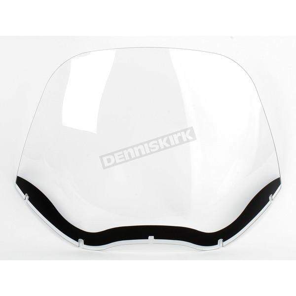 Slip Streamer 18 in. Clear Windshield for HD Touring Fairings - S-136-18