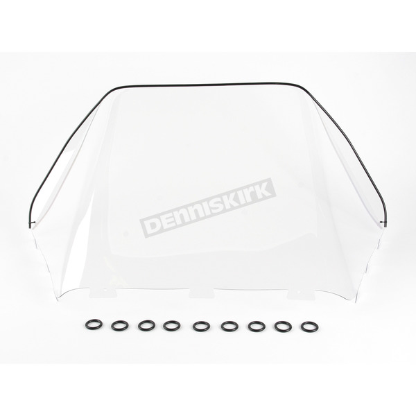 Kimpex 23 in. Polycarbonate Clear Windshield - 06-455-02