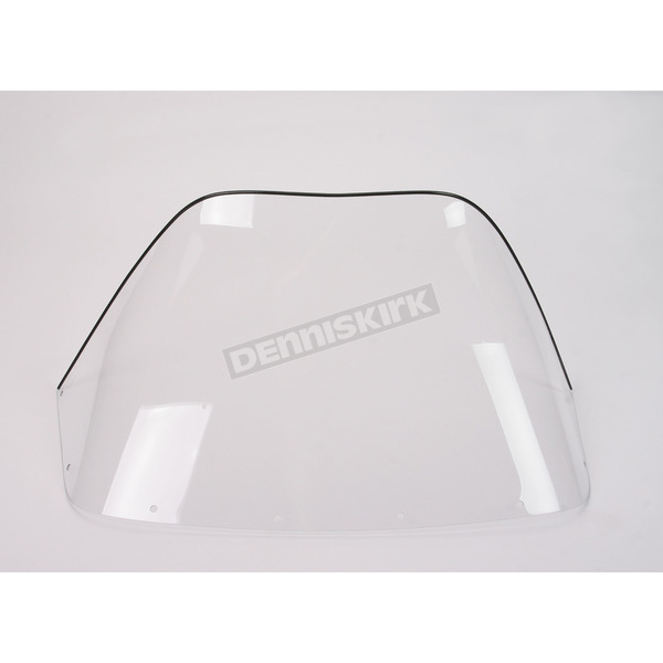 Sno-Stuff 16 1/2 in. Clear Windshield - 450-609