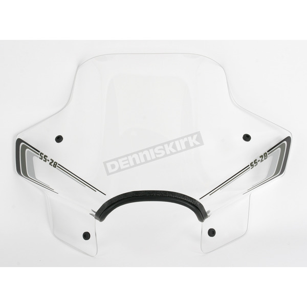 Slip Streamer SS-28 Sport Clear Fairing 15